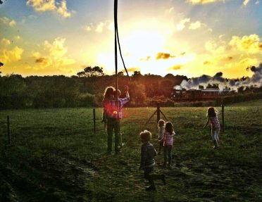 family campsites photo competition winner
