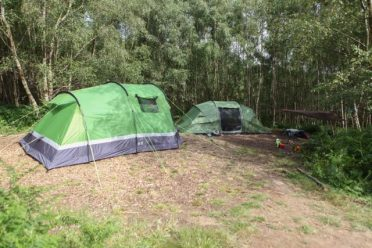best camping in the UK
