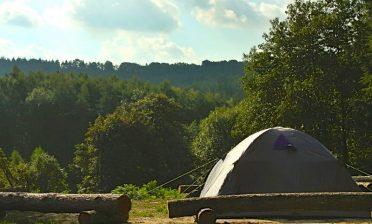 Best campsite in the UK