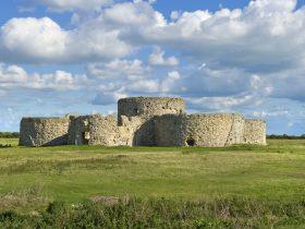 Castle near Sussex Campsite