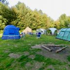 group campsite in Sussex