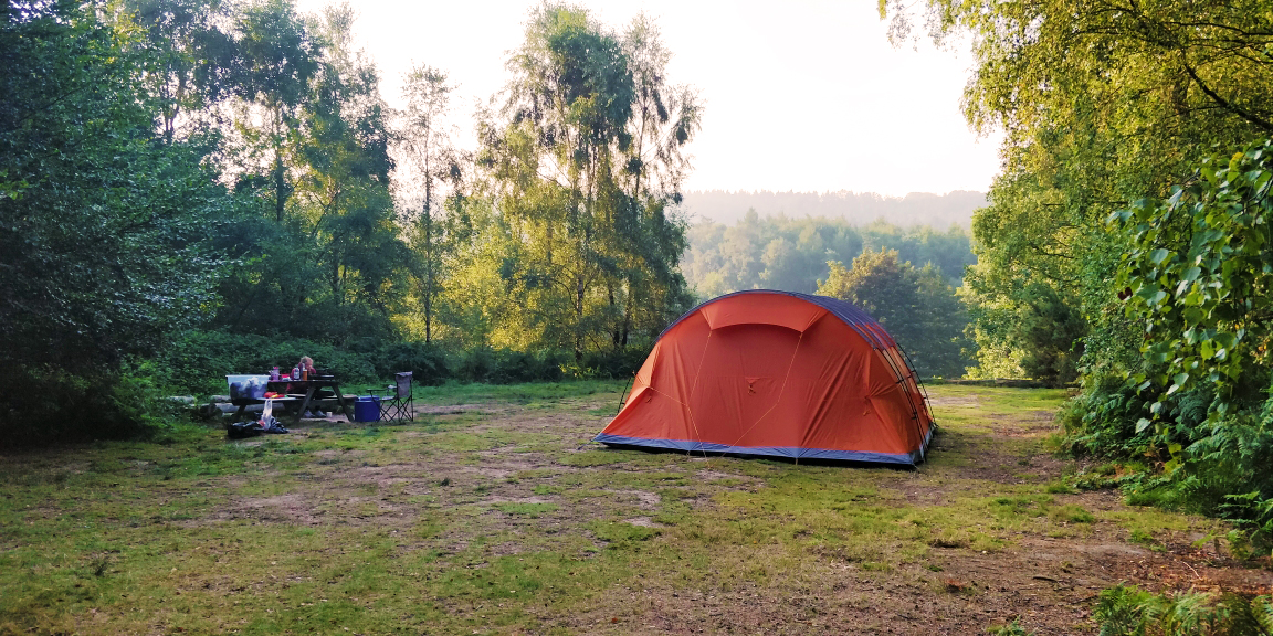 camping and tents brighton