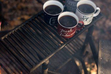 Camping mug gift