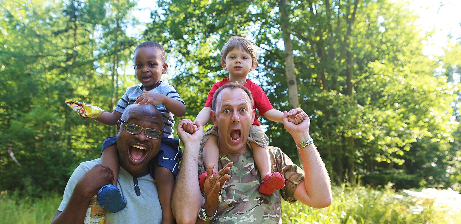 Cheap Family Holidays  Go Camping  Beech Estate Campsite