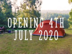East Sussex Campsite opening
