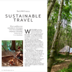 sustainable camping in Sussex