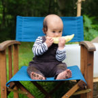 Camping with babies in Sussex