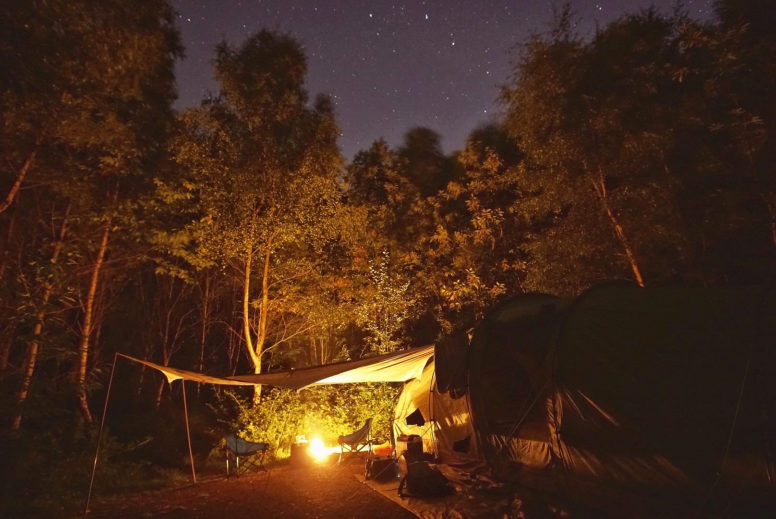 Camping for couples in Sussex