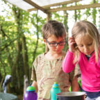 Best family camping in Sussex