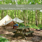 Best glamping sites near London - Pegs and Pitches