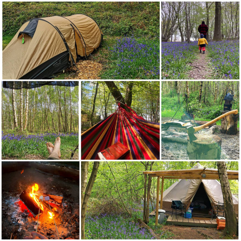Sussex camping photo competition