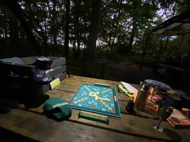 Games and activties for camping