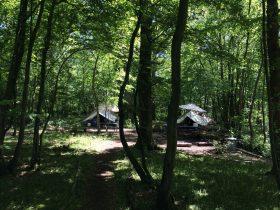 campsite planning permission