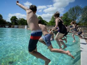 Things to do in Lewes Pells Pool Eco Camp UK