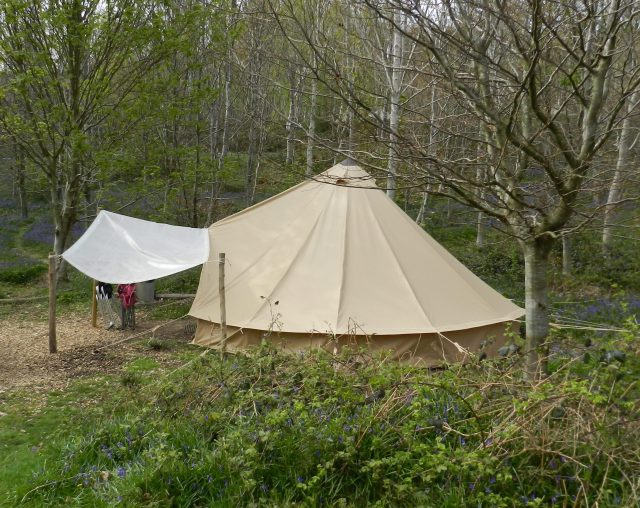 How to Store a Bell Tent