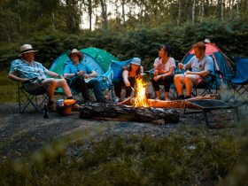 camping or glamping gift certificates