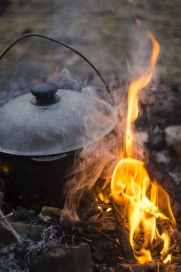 Campfire Oats