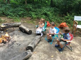 Best campsites for children in Sussex