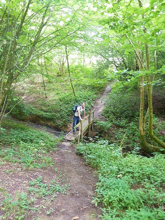country walks on Sussex adventure weekend