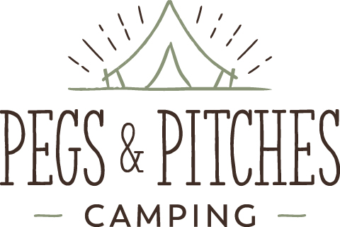 Pegs and Pitches Camping near Lewes, Brighton, London in Sussex